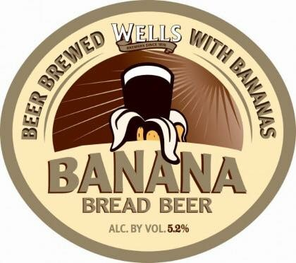 Logo of Wells And Young Banana Bread Beer