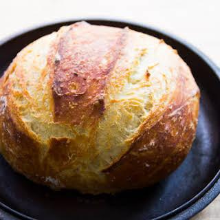 5 Minute Bread.