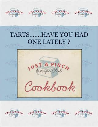 TARTS.......HAVE YOU HAD ONE LATELY ?