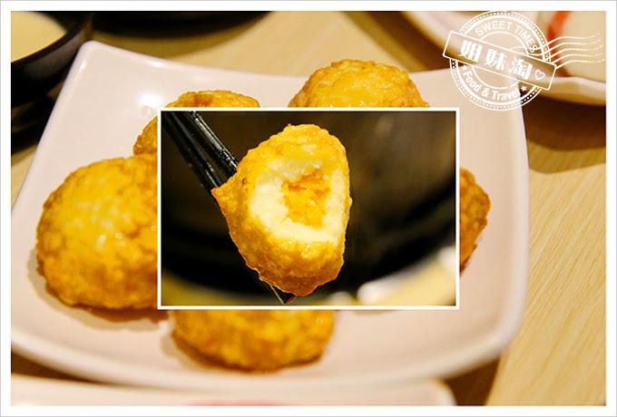 茉荳獨享鍋魚卵子燒