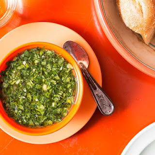 Dominican Herb and Lime Sauce (Wasakaka)