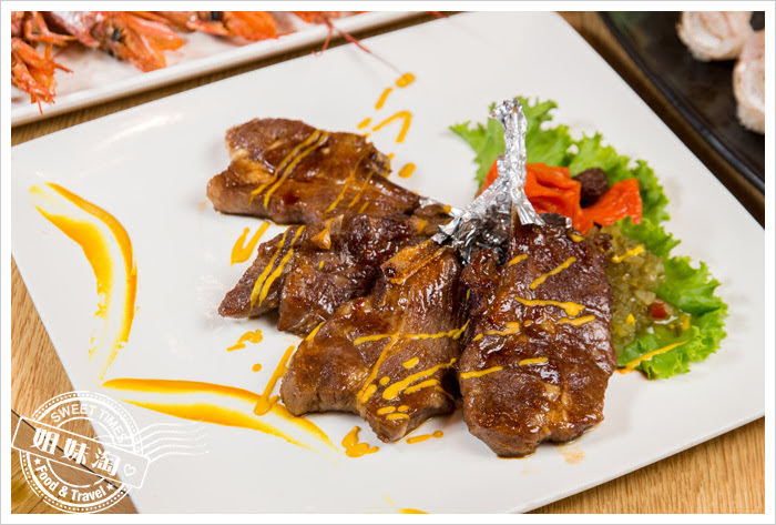 大手町日本料理無菜單料理法式小羊排