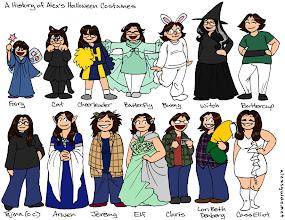 Photo: Click through for the rundown! http://www.alexsguide.net/comics/halloween-costumes