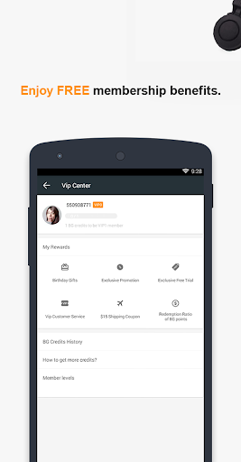 Banggood - Easy Online Shopping 5.11.1 screenshots 8