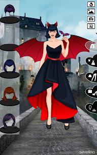 ☗ Sweet Vampire Wedding dress up❤ 4