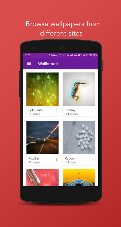 Wallistract Best Abstract Hd Wallpapers Android Apps Appagg