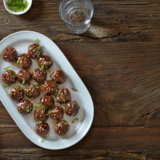 Teriyaki Meatballs