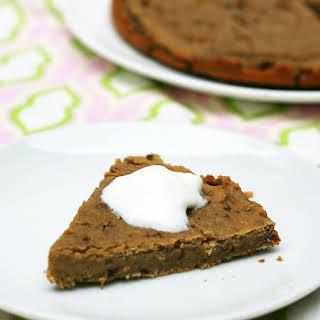Oatmeal Raisin Cookie Cake.