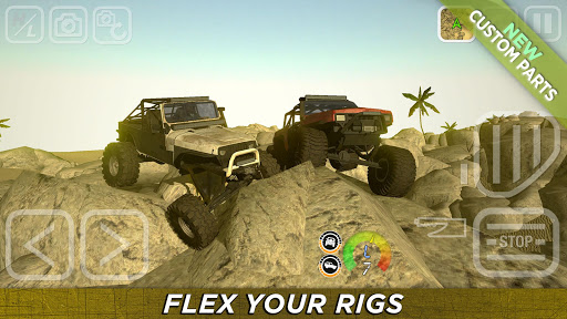 4x4 Mania: SUV Racing screenshots 1