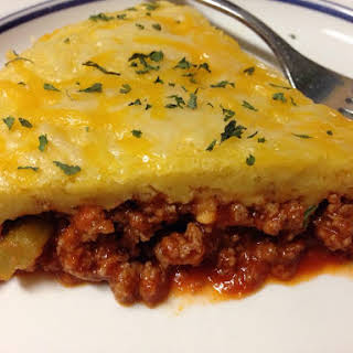 Healthy Sloppy Joe Casserole – 21 Day Fixed Approved.