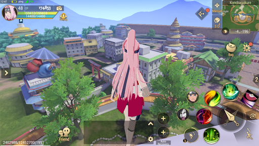 Naruto: Slugfest 1.0.3 Screenshots 3