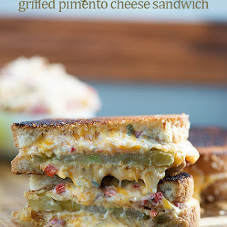 Fried Green Tomato and Pimento Cheese Sandwiches