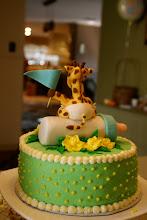 Photo: Katherine's Baby Shower Cake November 2010 Blog Post: http://createsharerepeat.blogspot.com/2010/11/project-of-week-baby-shower-cake-and.html