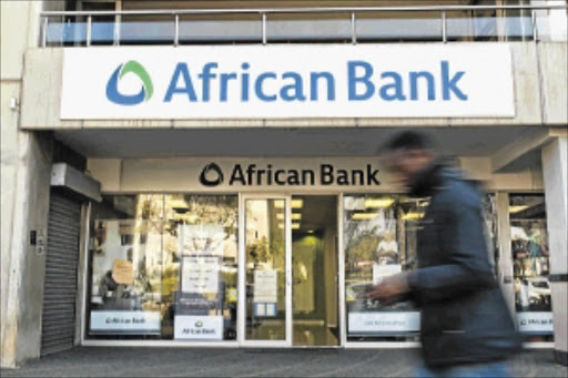 SENSITIVE: Questions on African Bank were cut short in parliament on Friday