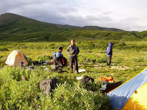 Photo: 3 August 2005 camp