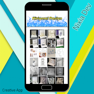 Kirigami Design Ideas - náhled