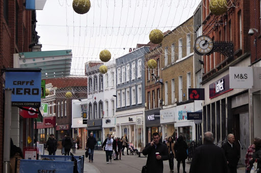 Places to shop in Maidenhead
