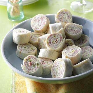 Tortilla Roll Ups Salami Recipes.