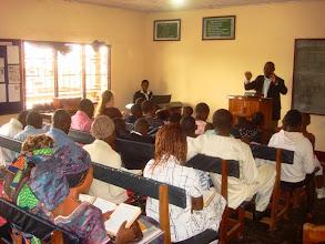 Photo: Faith Baptist Church, Bamenda