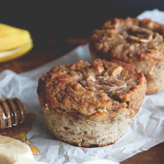 Jumbo Banana Muffins.