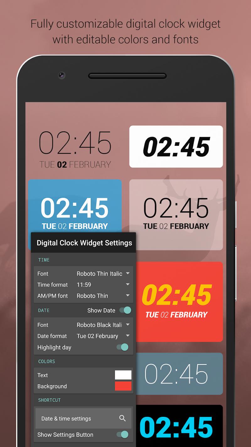 Lines Dark - Flat Black Icons (Pro Version) Screenshot 4