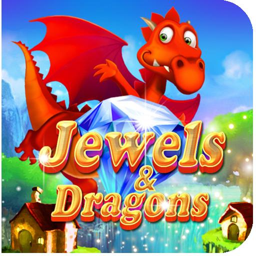 解谜の宝石ドラゴン電撃 LOGO-記事Game