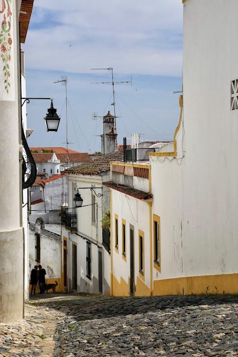 Portugalia, Evora