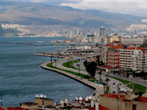 Photo: top view from Izmir