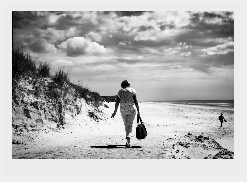 La passeggiata al mare di Olea