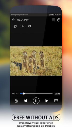 POP Player - HD Video Player 1.0.6 screenshots 2