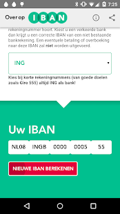 IBAN-tool- screenshot thumbnail