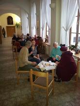 Photo: 24.11.2013 návštěvníci kavárny