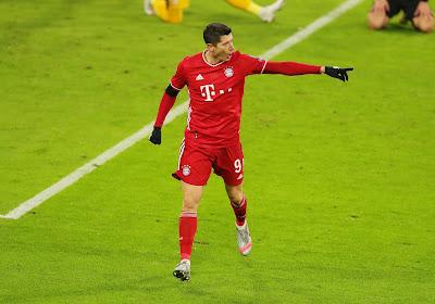Fin de série pour le Bayern de Munich