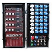 Gen VI Touring System 24x25A Rack