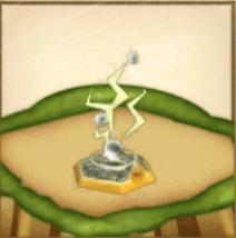 雷のエレメントシンボル