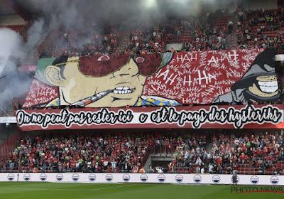 """Standard reageert ook op supportersincidenten: """"Ze schaden het imago van onze club waarvan ze beweren supporter te zijn"""""""