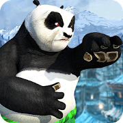 Panda Fighting: Angry Wild kung fu Beasts