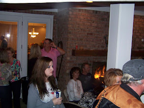 Photo: The Outdoor Fireplace Felt Nice