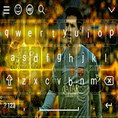 New Keyboard for Messi