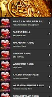 Makrifat Rosul screenshot