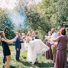 Wedding photographer Stasya Maevskaya (Stasyama). Photo of 09.09.2018