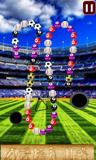 Sports Soccer Marble Blast