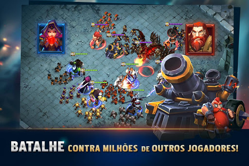 Clash of Lords 2: A Batalha  {cheat|hack|gameplay|apk mod|resources generator} 4