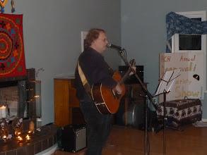 Photo: Larry singing.jpg