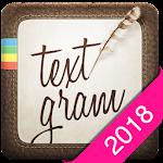 Textgram - write on photos 3.4.5