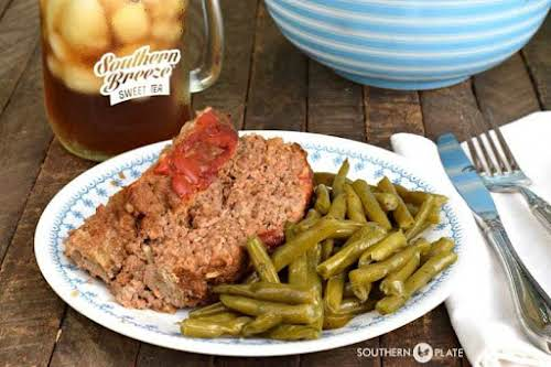 """To Die for Meatloaf """"Folks, your life has been missing something and..."""