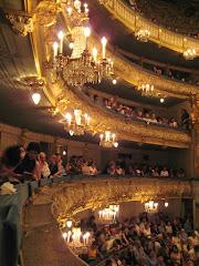 Visiter Théâtre Mariinski