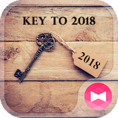 Antique Wallpaper Key to 2018 Theme