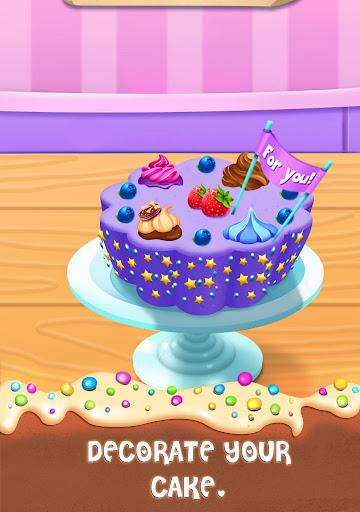 Kue Memasak - Desain Makanan - Games Anak-Anak 1.3.0 screenshots 4