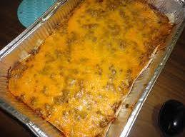Mexican Redneck Casserole Recipe